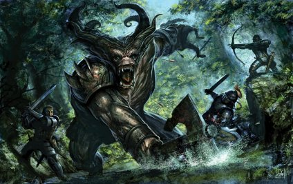 Dragon_Age_Ogre_Fight_by_tycarey